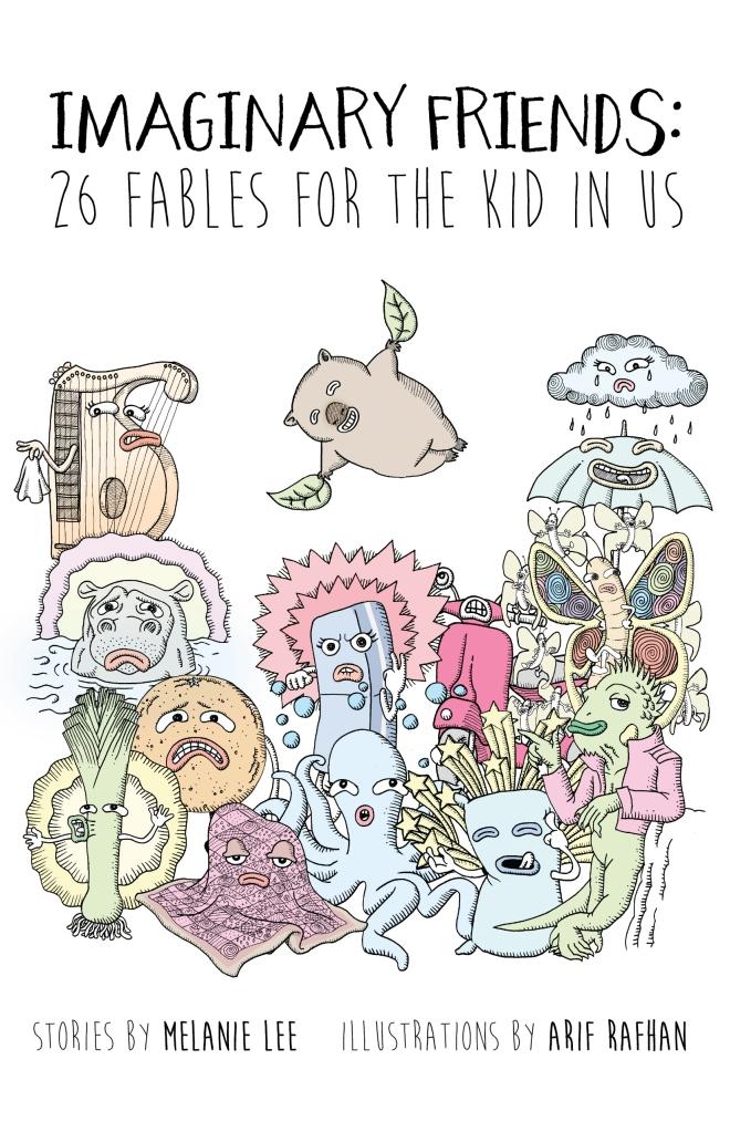 Imaginary Friends_Print ed COVER